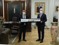 Hakanoğlu, İçişleri Bakanı Soylu'yu Ziyaret Etti