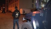 İstanbul'da radikal örgütlere gece yarısı operasyonu