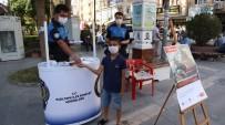 Kızıltepe Polisi Hırsız Ve Dolandırıcılara Karşı Vatandaşı Bilinçlendirdi