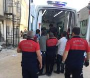 Mardin'de Mutfak Tüpü Patladı Açıklaması 1 Yaralı