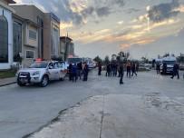 AFAD, UMKE Ve Düzce İtfaiyesi İzmir'e Yardıma Çıktı