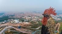 Denizli'nin Seyir Tepesi Şehir Ormanı Kapılarını Açıyor