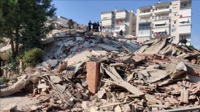 İzmir'de son durum! Ölü ve yaralı sayısı...!!!