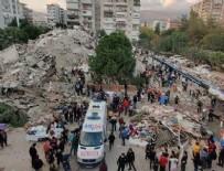 Depremin ardından peş peşe açıklamalar! Devlet Milleti'nin yanında!