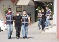 Doktorun Otomobilinden Laptop Çalan İki Zanlı Tutuklandı