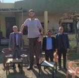 Dünyanın En Uzun İnsanı Sultan Kösen, Korona Virüse Yakalandı