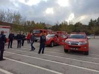 Ege'deki Yardım Ekipleri İzmir Depremi İçin Yola Çıktı