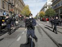 FRANSA - Fransa'da Müslüman olduğu iddia edilen saldırgan Nazi destekçisi çıktı