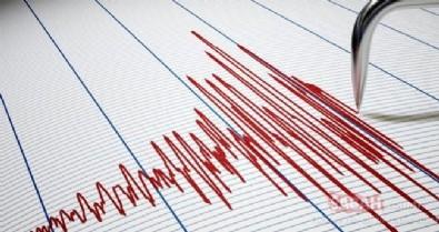Ege ve Marmara'da deprem oldu!