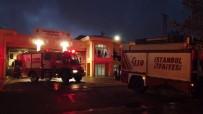 İstanbul İtfaiyesi İzmir'e Doğru Yola Çıktı
