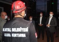 Kartal Belediyesinden İzmir'e Yardım