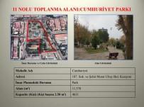 Nazilli Belediyesi İlçe Genelindeki Toplanma Merkezlerini Açıkladı