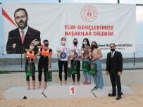 Samsun'da Cumhuriyet Kupası Spor Müsabakaları