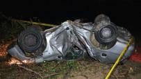 Yoldan Çıkan Otomobil Tarlaya Uçtu Açıklaması 1 Ölü