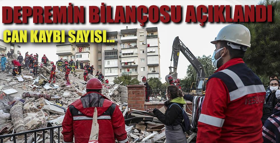 Bakan Koca duyurdu: İzmir'de can kaybı 35 oldu