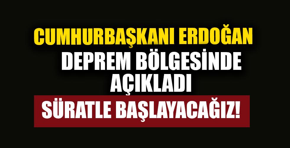 Başkan Recep Tayyip Erdoğan İzmir'de