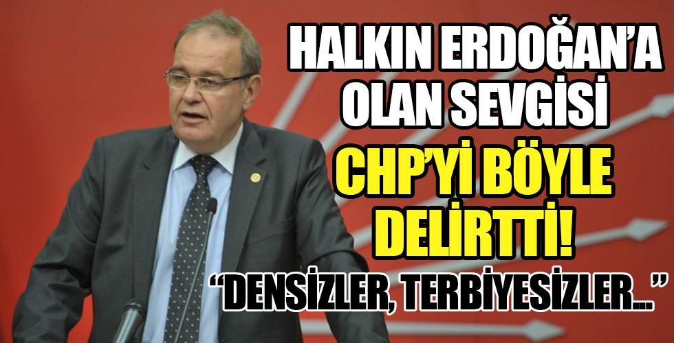 CHP'de 'Seni seviyoruz Reis' kıskançlığı! Bay Kemal'e neden yok
