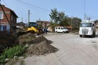 İnönü'de Mahalle Sakinlerinin Taleplerine Başkan Bozkurt'tan Hızlı Çözüm