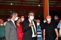 Çetin Açıklaması 'Bizim Kadar Pazarcı Esnafına Değer Veren Belediye Yoktur'