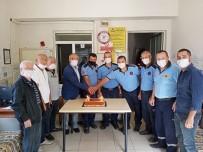 Erdek'te İtfaiye Haftası Kutlandı