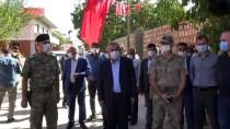 Mardin'de Terör Saldırısında Şehit Olan 26 Kişi Anıldı