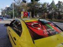 Taksicilerden Azerbaycan'a Destek Açıklaması 'Karabağ'da Savaşmaktan Dahi Çekinmeyiz'