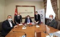 Amasya'nın İlk SOGEP Projesi İmzalandı