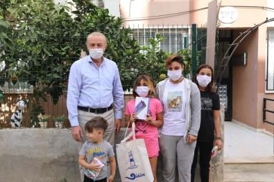 Başkan Atabay'dan Öğrencilere Ücretsiz Tablet