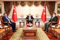 Başkan Koloğlu'ndan Düzceli Vali Ustaoğlu'na Ziyaret