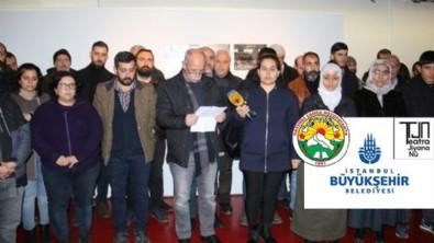 CHP'li İBB'den PKK yandaşlarına skandal destek