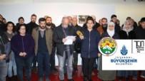 LEYLA GÜVEN - CHP'li İBB'den PKK yandaşlarına skandal destek