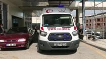 Düzce'de Kestane Toplarken Uçuruma Yuvarlanan Kişi Yaralandı