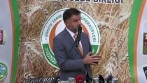 Eskişehir'de Hibrit Mısır Tohumu Ekilen Tarlada Hasat Programı