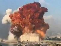 LÜBNAN - İngiliz bilim insanları o patlamayı yorumladı!