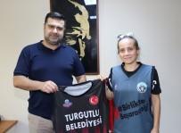 Turgutlu Belediyespor'un Son Transferi Gamze Sena Dülegöz Oldu
