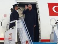 KUVEYT - Başkan Erdoğan, o ülkeleri ziyaret edecek!