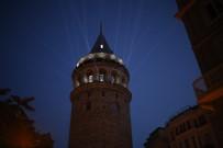Galata Kulesi Görsel Şölen Ve Konserlerle Açıldı