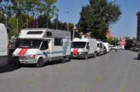 Karavan Tutkunları Afyonkarahisar'a Hayran Kaldı