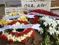 ÖZGÜ NAMAL - Özgü Namal'ın eşi Ahmet Serdar Oral son yolculuğuna uğurlandı!