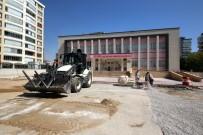 Selçuklu Belediyesi Anaokulların Çevresini Düzenliyor