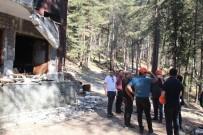 Tosya Dipsizgöl Tabiat Parkı Yenilenmeye Devam Ediyor