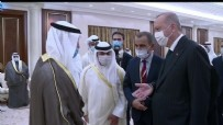 KUVEYT - Başkan Erdoğan Kuveyt'te!