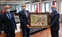 Başkan Kayda, Ulaştırma Bakanı Karaismailoğlu'ndan Destek İstedi