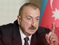 FUZULİ - İlham Aliyev'den son dakika açıklaması...