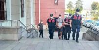 Motosiklet Hırsız Hendek'te Yakalandı
