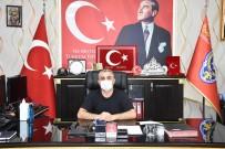 Nusaybin'e Atanan Emniyet Müdürü Durmaz Görevine Başladı
