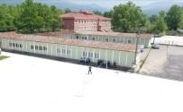 Düzce'de Prefabrik Okul Satışa Çıkartıldı