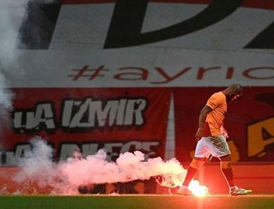 Galatasaray'a kötü haber! Derbide meşale...!!!
