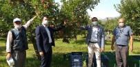 Kaymakam Çelik'ten Tarım İşçilerine Korona Virüs Denetimi