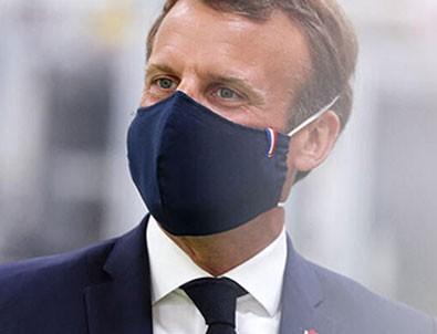 Macron sınıfta kaldı!